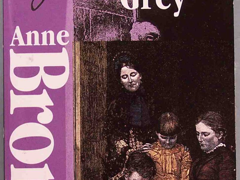 """The cover of Anne Bronte's """"Agnes Grey."""""""