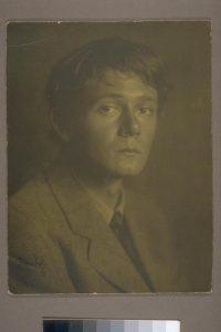 Photo of Clark Ashton Smith.