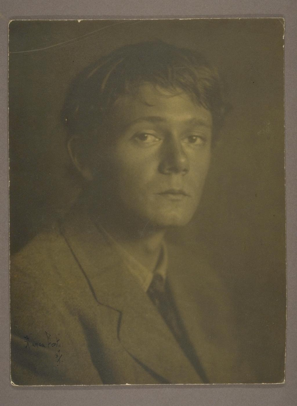 Photo of Clark Ashton Smith.