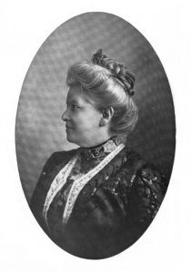 Photo of Mary Mapes Dodge.