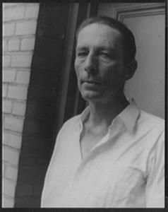 Photo of poet Robinson Jeffers.