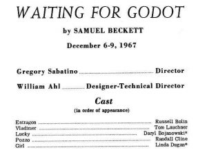 Waiting for Godot Cast by otterbeintheatre, on Flickr
