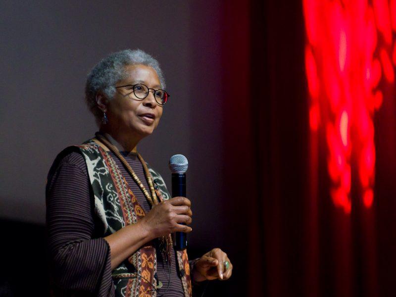 Photo of Alice Walker.