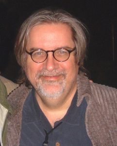Photo of Matt Groening.
