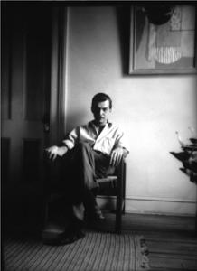 Photo of Weldon Kees.