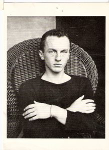 Photo of Frank O'Hara.