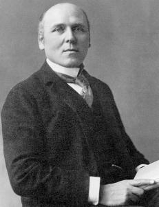 Photo of Howard Pyle.