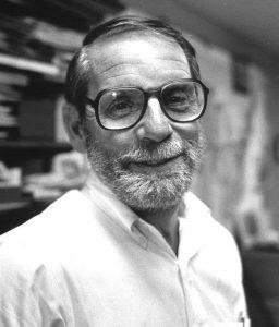 Photo of John McPhee.