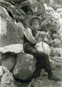 Photo of John Muir.