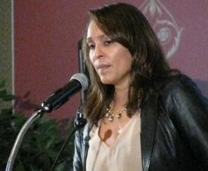 Photo of Natasha Trethewey.