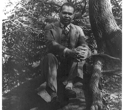 Photo of Countee Cullen.