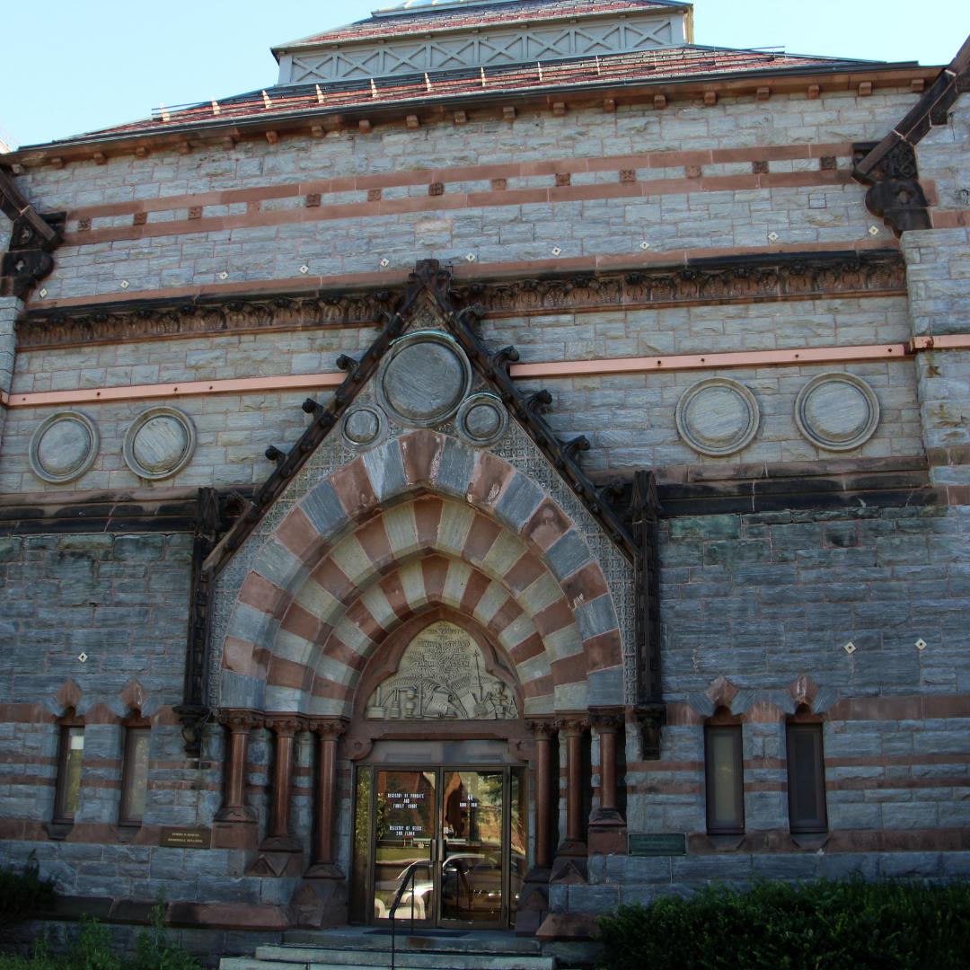 Berkshire Athenaeum in Pittsfield, MA