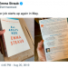 Emma Straub Tweets Sneak Peek of New Novel